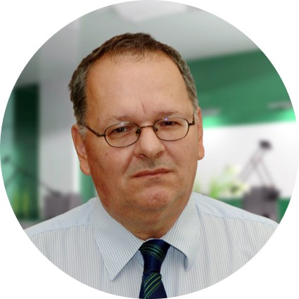 Rechtsexperte Dr. Klaus Vögl
